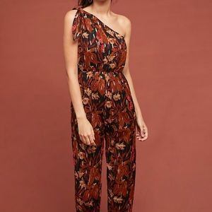 New without tags Maeve Anthropologie jumpsuit